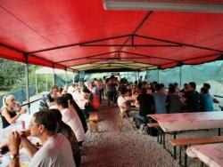 Camping at Priero