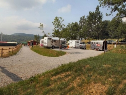 Camping with Riding Stables