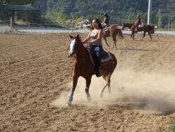 Ecole d\'équitation