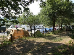 Camping équestre in Piémont - Italie