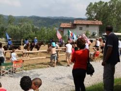 Équitation dans la province de Cuneo