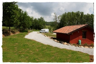 Agricampeggio in Piemonte