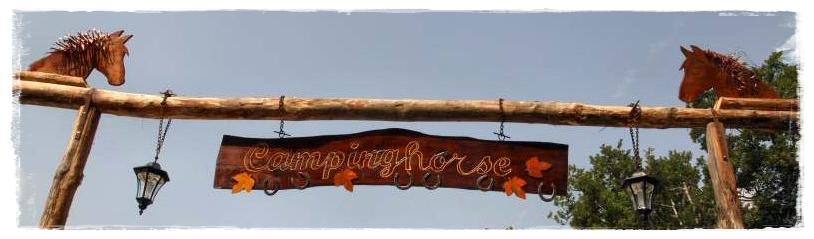 campeggio con cavalli piemonte